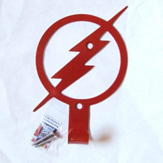 metal flash wall hooks, the flash wall art