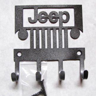 Metal Jeep Wall Hooks