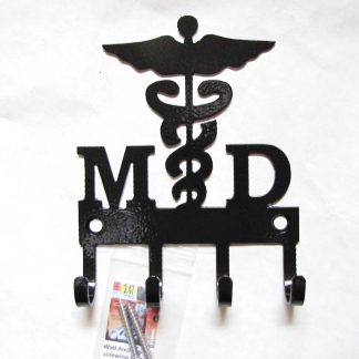 metal medical doctor wall hookls