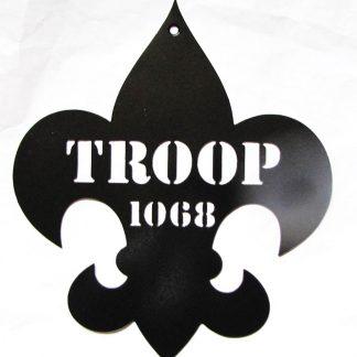 Troop 1068 Fleur De Lis