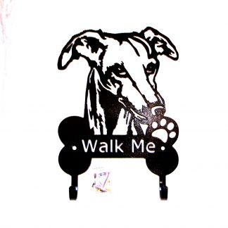 metal greyhound leash hooks leash holder