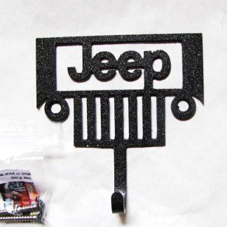 jeep metal wall hooks